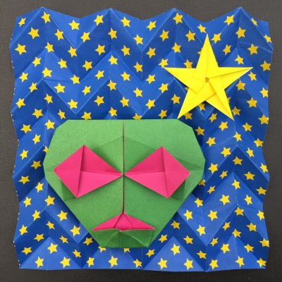 space origami